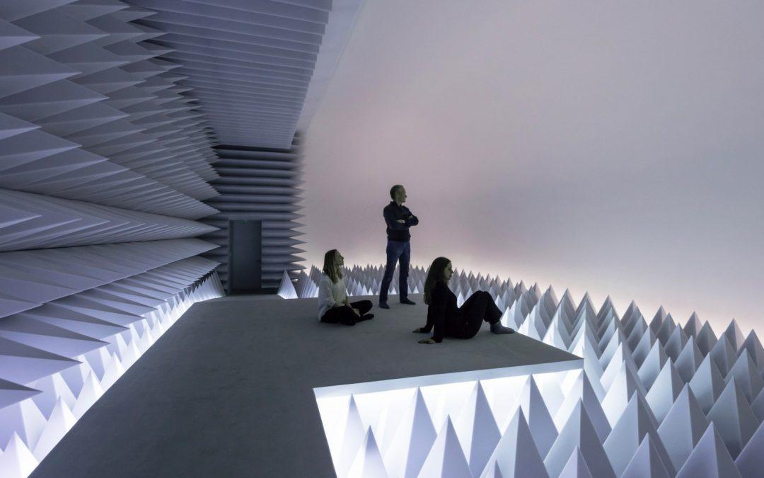 Una experiencia artística alrededor del silencio en el Guggenheim de Nueva York