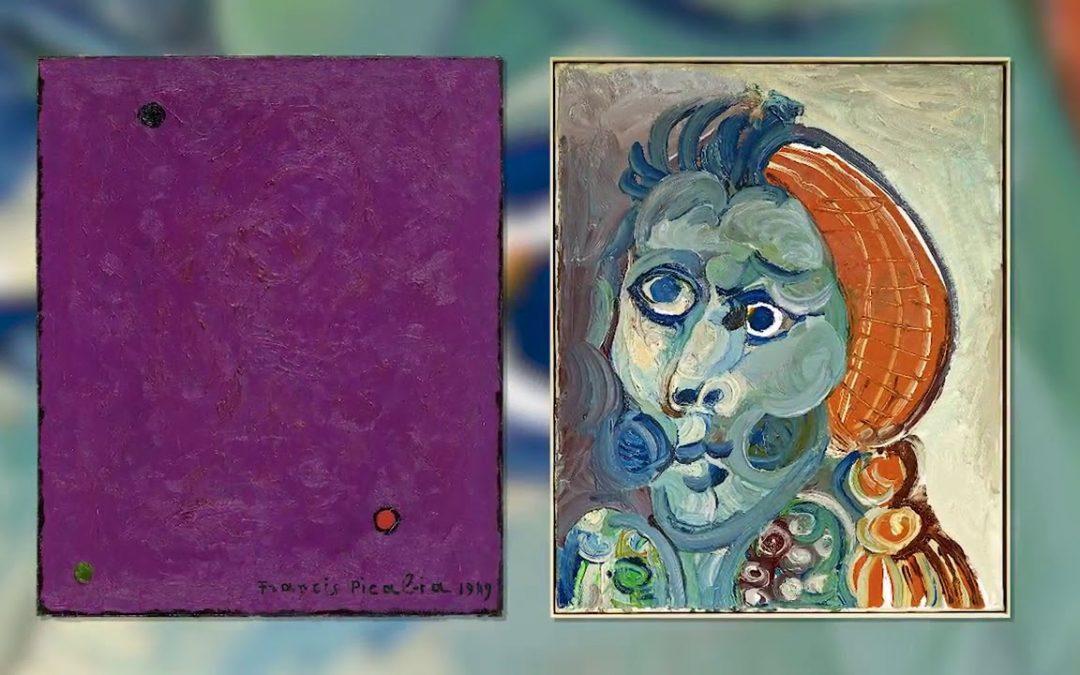 Picasso – Picabia⎹ Picabia – Picasso, una exposición única, atrevida e interesante